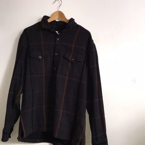 Brand new overshirt fit flannel